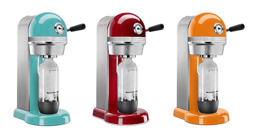 f39a940172d Kitchenaid Sodastream - Kitchen Appliances Tips And Review