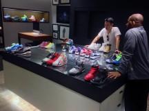 Designing Custom Kicks with Nike iD at Nike Town: DG14 Edition