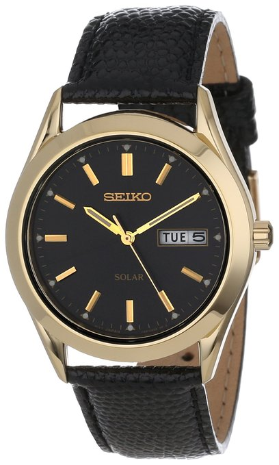 seiko-solar-watch-black-gold