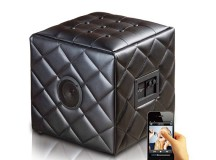 Soundlogic Bluetooth Ottoman Speaker