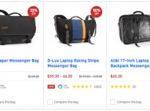 Timbuk2 25th Anniversary Sale — Up to 50% off Messenger Bags