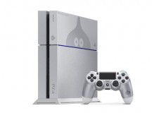 Silver Metallic Slime Edition PlayStation 4