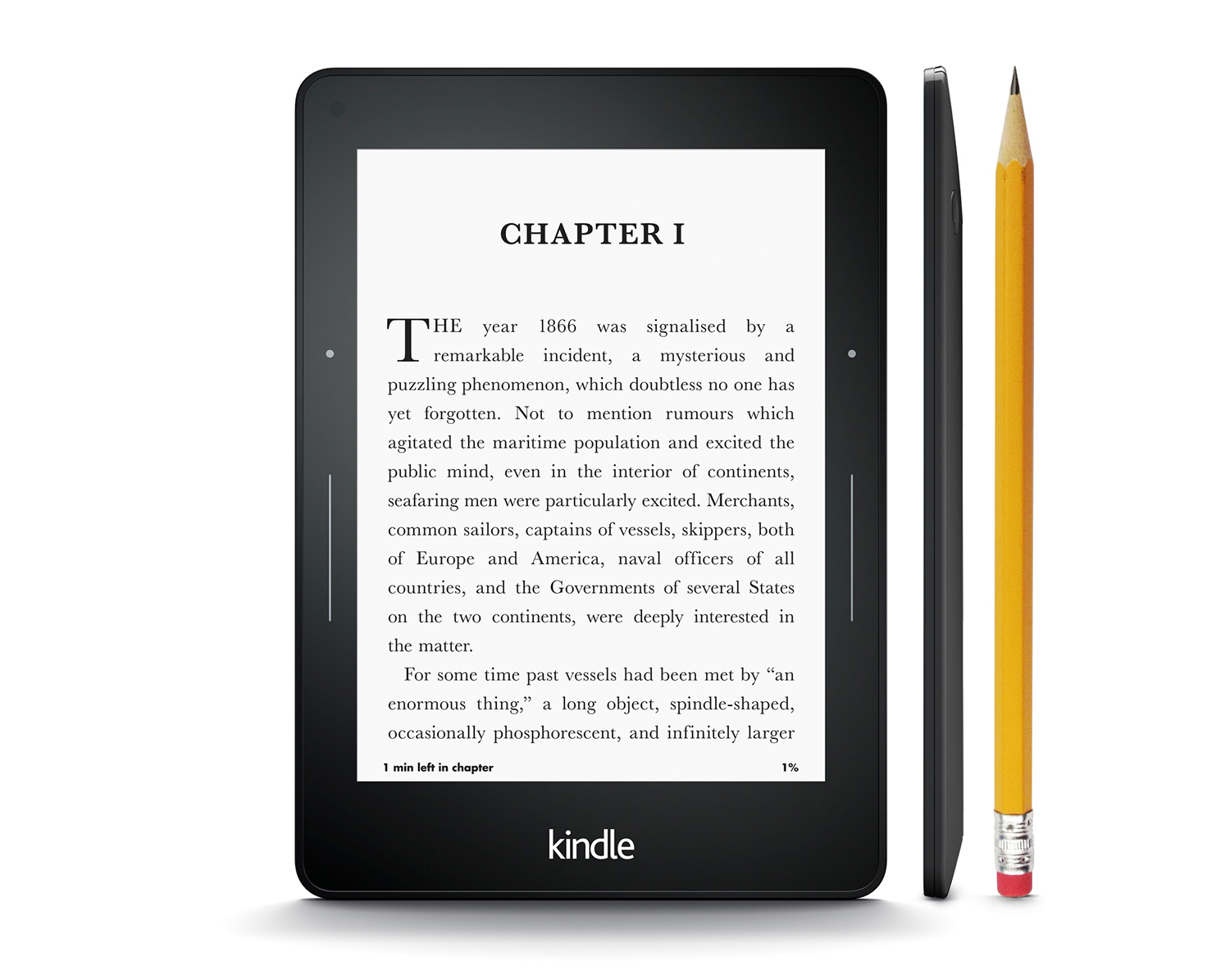 Amazon.com: Customer reviews: Kindle Voyage E-reader, 6 ...
