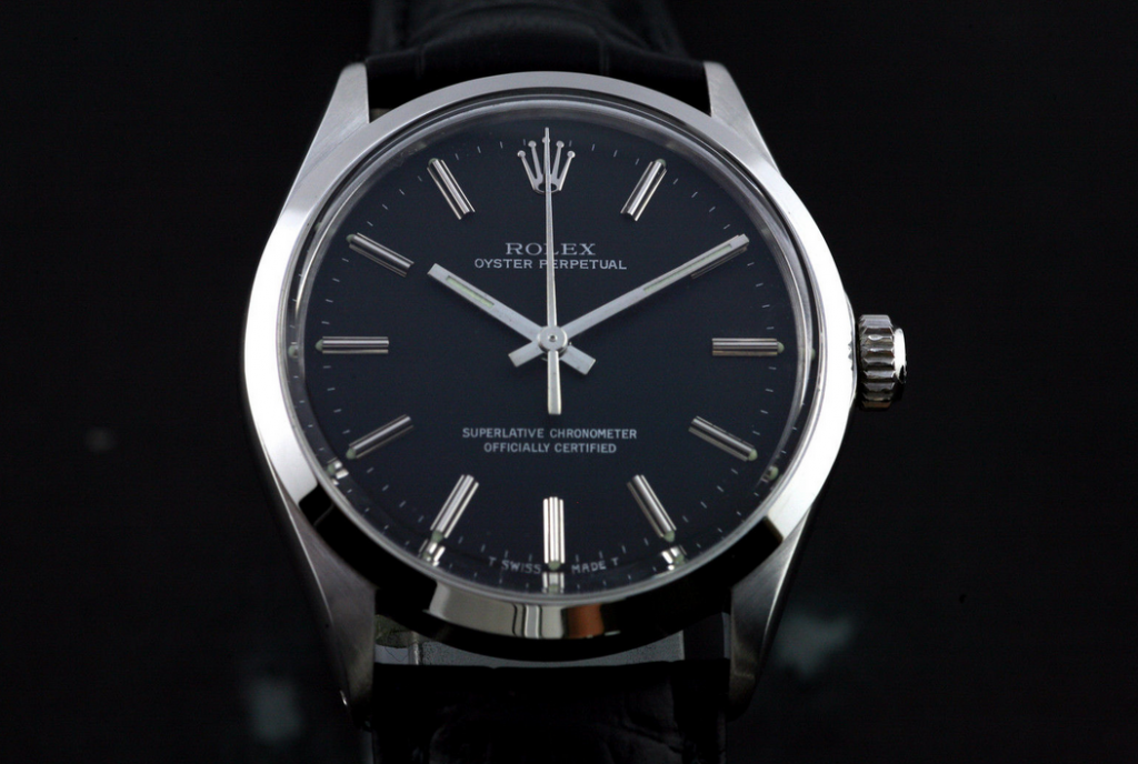 ebay-rolex-1002-oyster-perpetual-automatic-black-dial-watch-1