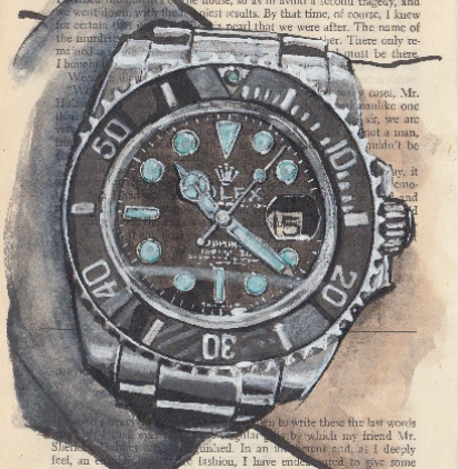 sunflowerman-100-watches-project-watch-rolex-submariner