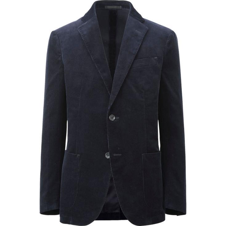 Uniqlo Wool And Corduroy Blazers