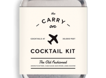 Carry-On Cocktail Kit by W&P Design