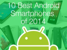 10 Best Android Smartphones of 2014