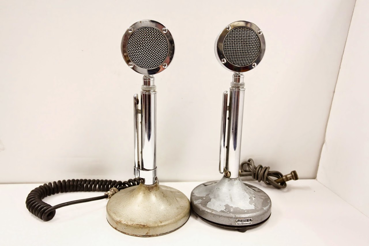 housing-works-Vintage-Astatic-D-104-Mic-Duo