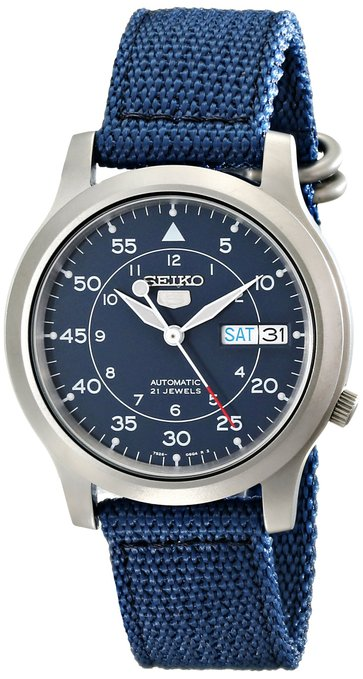 seiko-5-automatic-canvas-watch-2
