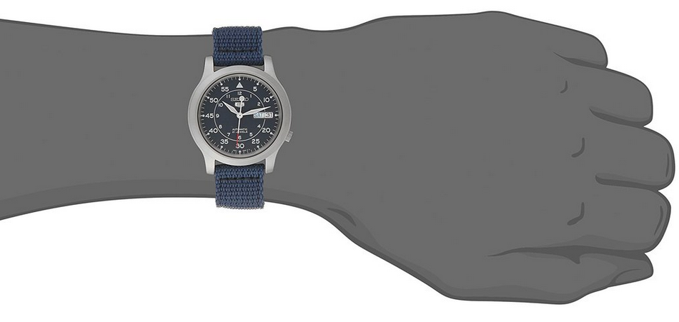 seiko-5-automatic-canvas-watch-4
