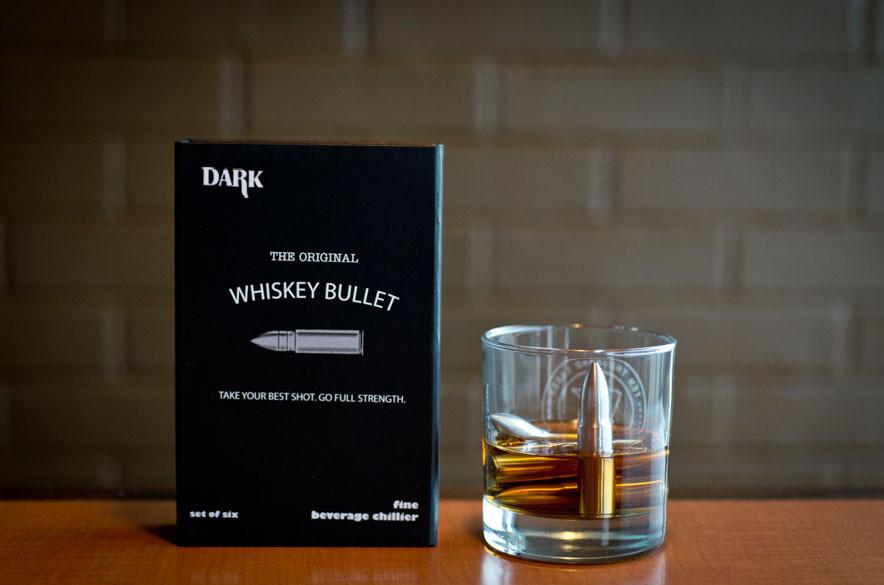 Sip Dark's Whiskey Bullets
