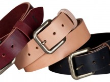 The Last Belt You'll Ever Buy