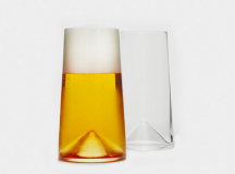 Cool Material's Monti-Birra Beer Glass