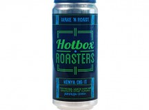 Oskar Blues' Hotbox Roasters