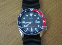Seiko (Pepsi) Diver SKX009 Watch Review