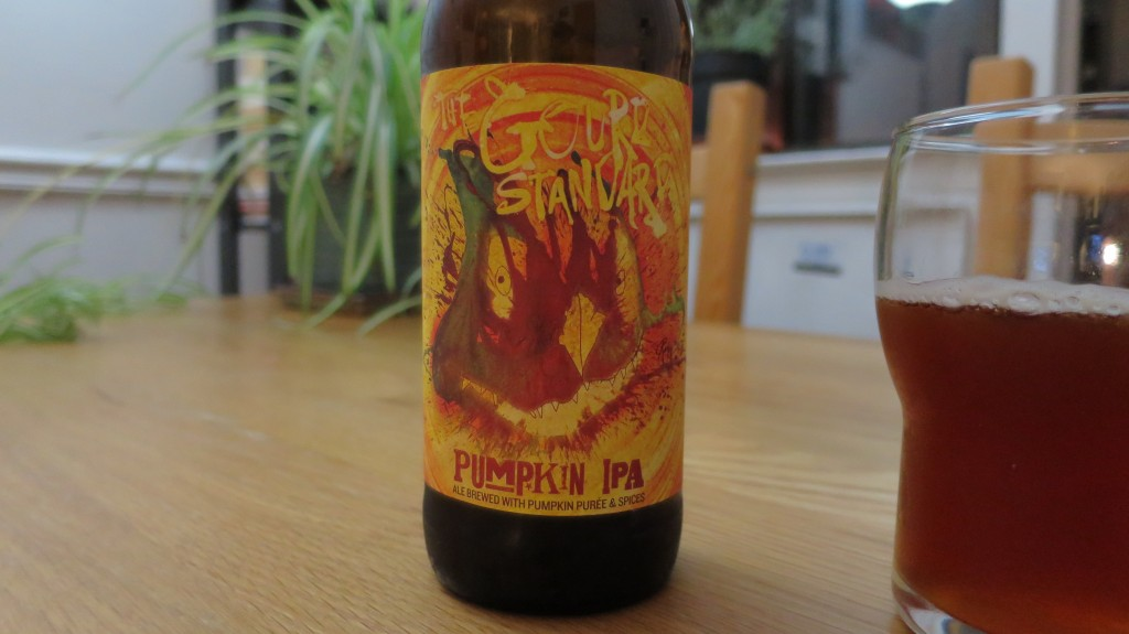 The Gourd Standard Pumpkin IPA Review