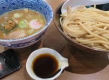Tsukemen at Rokurinsha