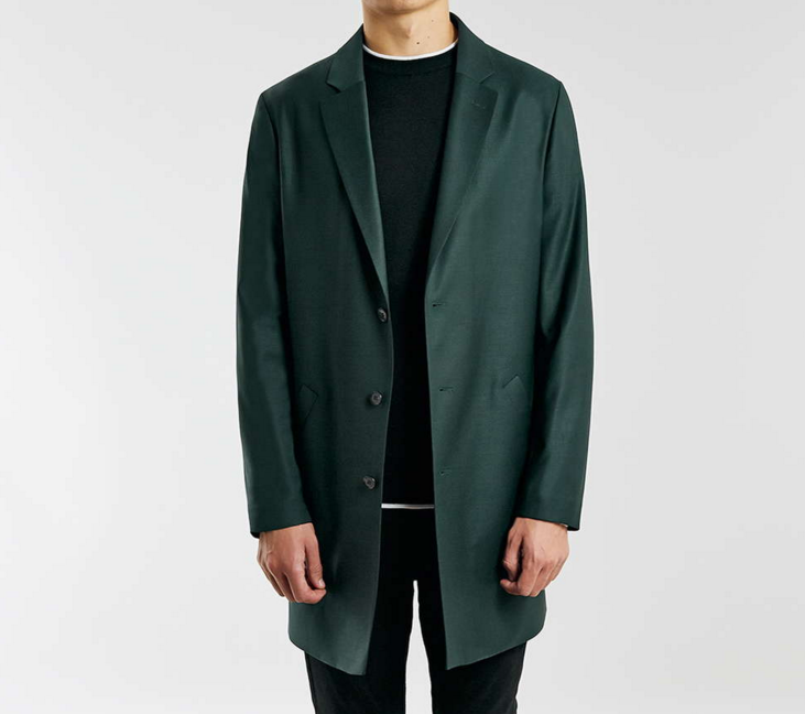 topman-Green-Duster-Suit-Jacket-front