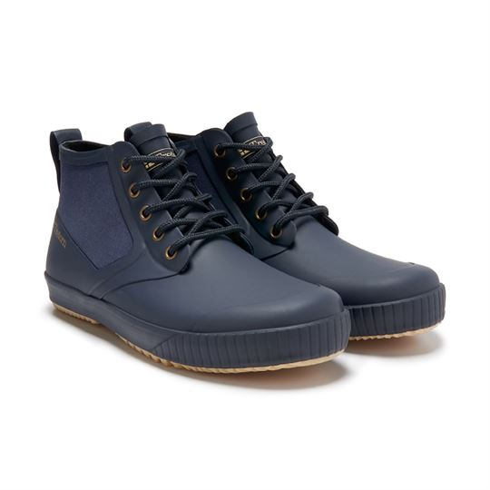 tretorn-Gunnar-Rubber-Boots-blue-front-view