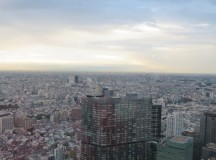 Great Views at Tokyo Metropolitan Government Building