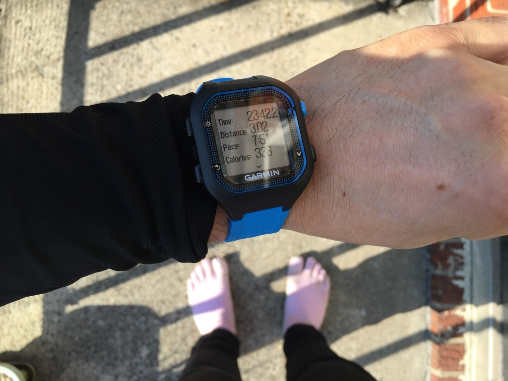 #3for31-day-5-running