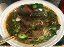 #3FOR31: Day 8 – Beef Noodle Soup