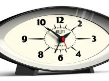 Bullit Newgate Space Age 1960s Alarm Clock