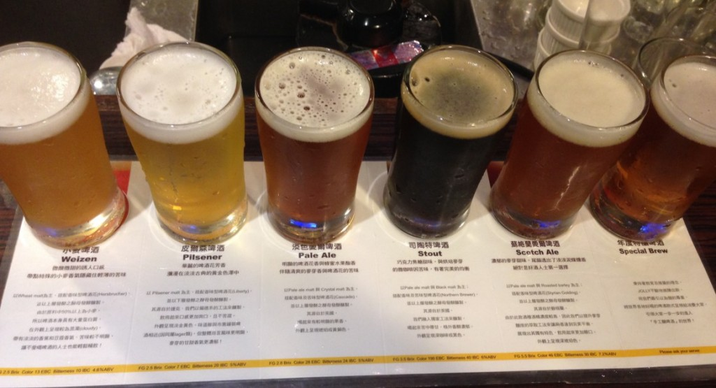 jolly-brewery-restaurant-taipei-beers