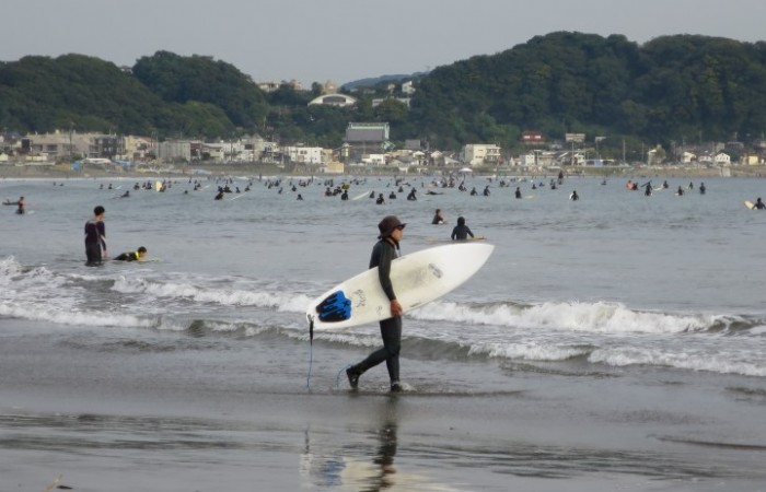 Kamakura Surf City